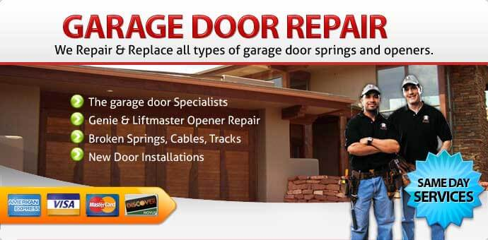 garage door repair Hillsboro beach FL